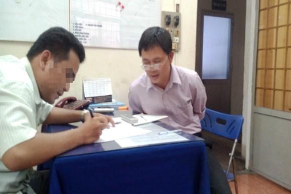 Đội phó đội kiểm tra chi cục thuế quận 1 nhận hối lộ ảnh 1