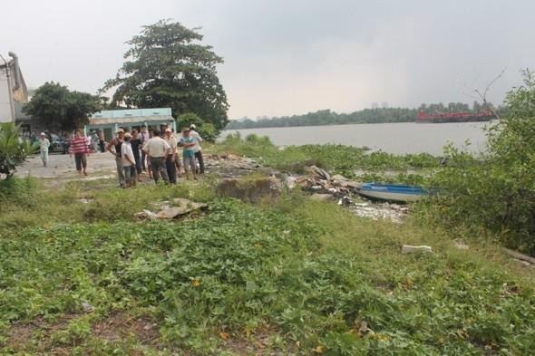 Phát hiện thi thể một phụ nữ trôi trên sông Sài Gòn ảnh 1