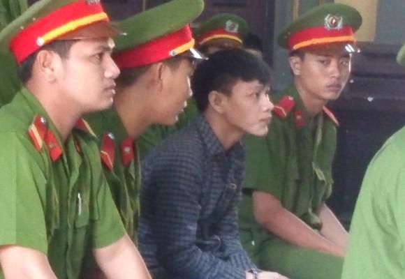 Bị cáo Trần Đức Minh tại tòa phúc thẩm
