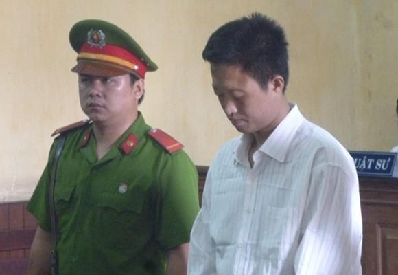 Bị cáo Võ Quốc Phong bị xử phạt tăng thêm 3 năm tù