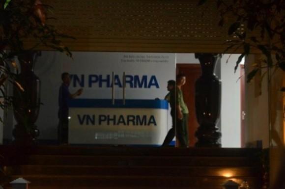 Thông tin mới nhất về vụ bắt giữ Tổng giám đốc công ty VN Pharma ảnh 1