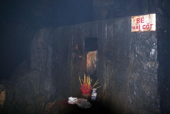 Rợn người xem bể đầu lâu dười chín tầng địa ngục ảnh 13