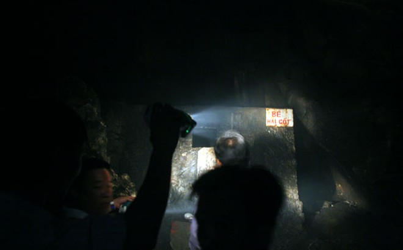 Rợn người xem bể đầu lâu dười chín tầng địa ngục ảnh 14