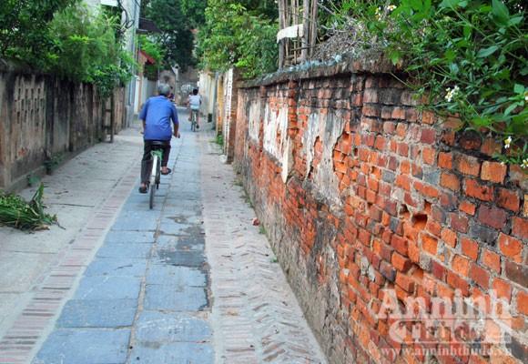 Vào làng Giầu xem con đường độc đáo bậc nhất Việt Nam ảnh 8