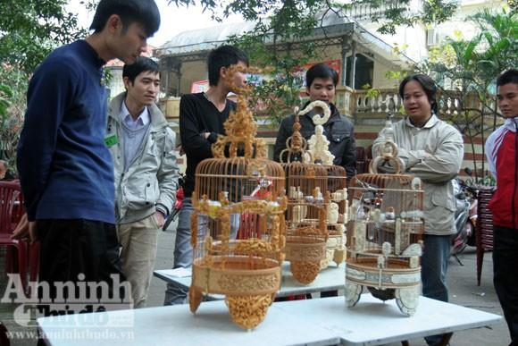 Những chiếc lồng chim độc đáo và đắt nhất Việt Nam ảnh 1