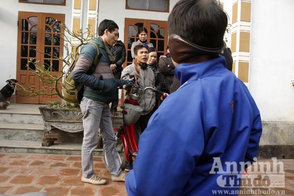 Về đến Thái Bình, sát thủ Nguyễn Hữu Dưỡng đã nôn ọe ảnh 1