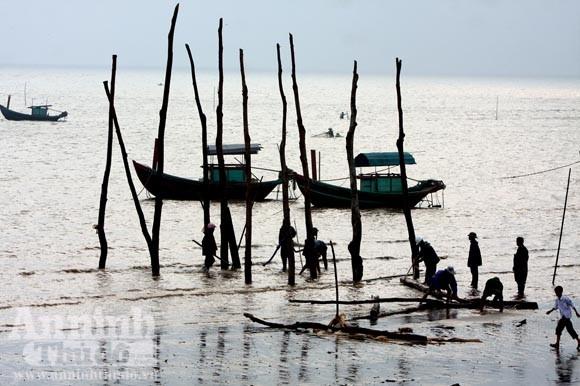 Dựng làng trên biển ảnh 3