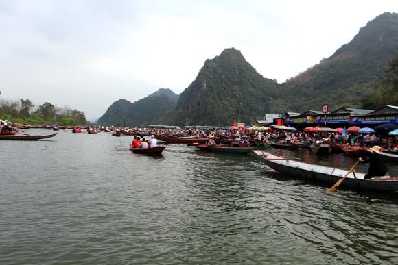 Lễ hội có thắng cảnh hút hồn du khách trong nước và quốc tế ảnh 3