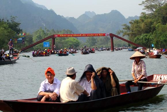 Lễ hội có thắng cảnh hút hồn du khách trong nước và quốc tế ảnh 6
