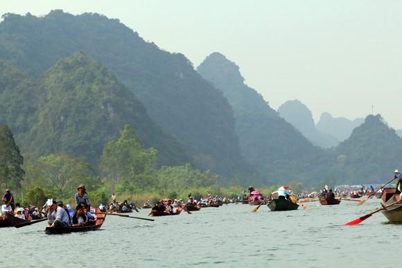 Lễ hội có thắng cảnh hút hồn du khách trong nước và quốc tế ảnh 5