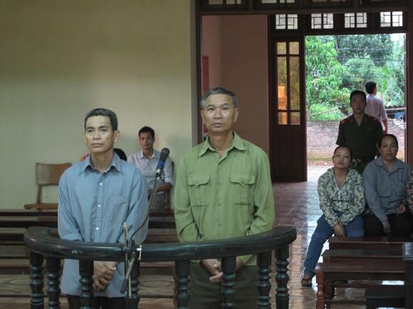 Xét xử nhóm đối tượng bắt giữ người trái pháp luật ảnh 1