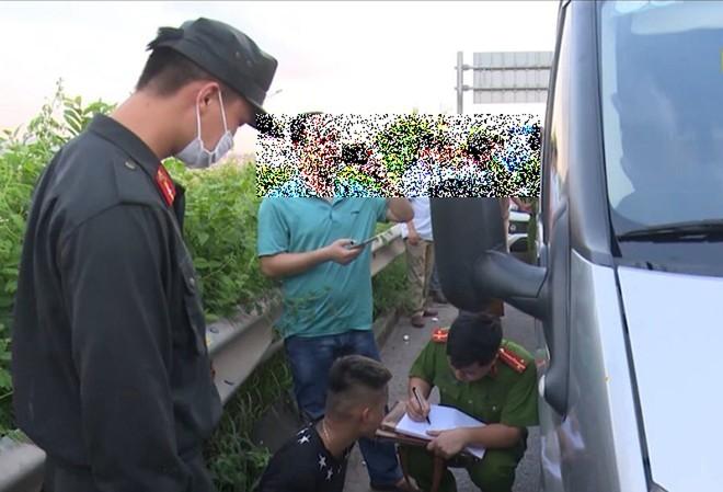 Khẩn trương điều tra, xử lý 2 đối tượng đâm xe khiến chiến sỹ Công an Bắc Giang hy sinh ảnh 1
