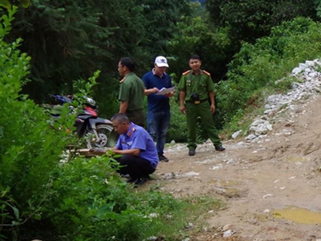 Tạm giữ hình sự nghi can giết người ở Hà Giang ảnh 1