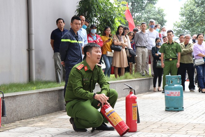 Chủ cơ sở và người đứng đầu cơ sở phải chịu trách nhiệm về công tác phòng cháy, chữa cháy ảnh 1