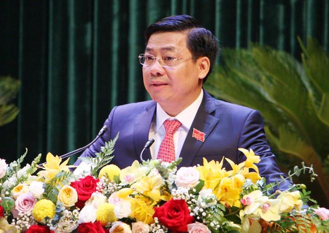 Đồng chí Dương Văn Thái được tín nhiệm bầu giữ chức Bí thư Tỉnh ủy Bắc Giang khóa XIX ảnh 1
