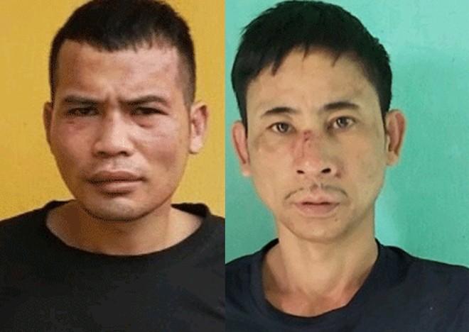 Nhóm đối tượng đột nhập kho hàng trộm cắp tài sản đã bị bắt ảnh 1