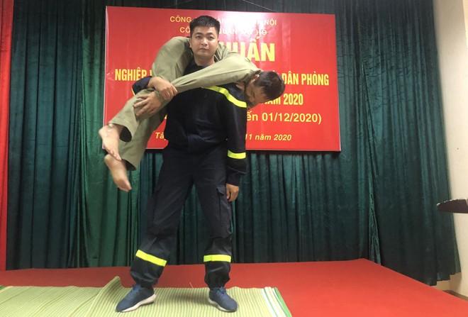 Các kỹ năng cứu hộ, thoát nạn an toàn ảnh 2