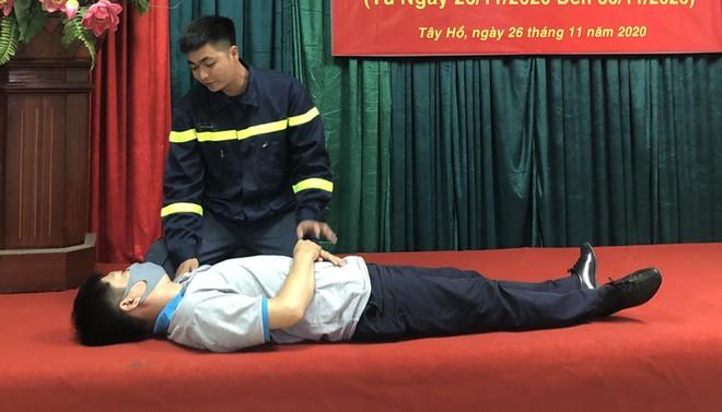 Các kỹ năng cứu hộ, thoát nạn an toàn ảnh 10