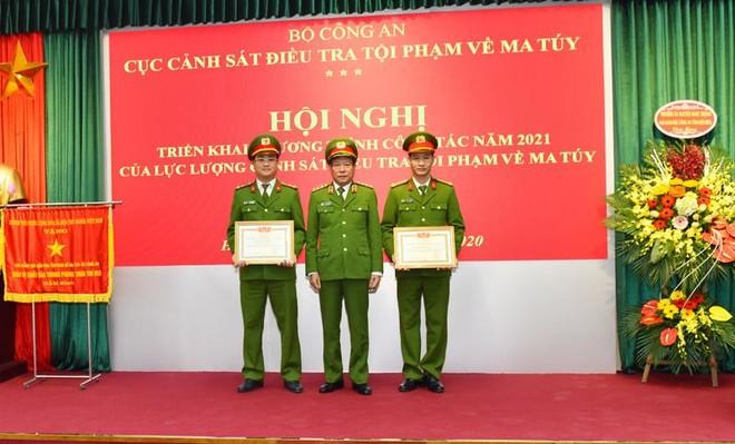 Quyết không để Việt Nam là địa bàn trung chuyển ma túy quốc tế ảnh 2