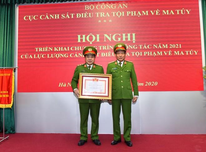 Quyết không để Việt Nam là địa bàn trung chuyển ma túy quốc tế ảnh 1