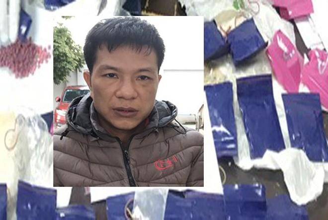 Bị bắt khi đang vận chuyển 14 nghìn viên ma túy tổng hợp ảnh 1