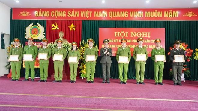 Công an huyện Thanh Trì làm tốt công tác đảm bảo ANTT địa bàn ảnh 2
