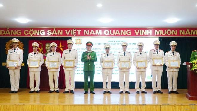 Công an huyện Gia Lâm phát huy sức mạnh tổng hợp đảm bảo an ninh trật tự ảnh 3