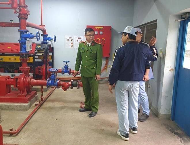 Tuyên truyền, hướng dẫn an toàn phòng cháy tại các cơ sở trong dịp Tết Nguyên đán ảnh 2