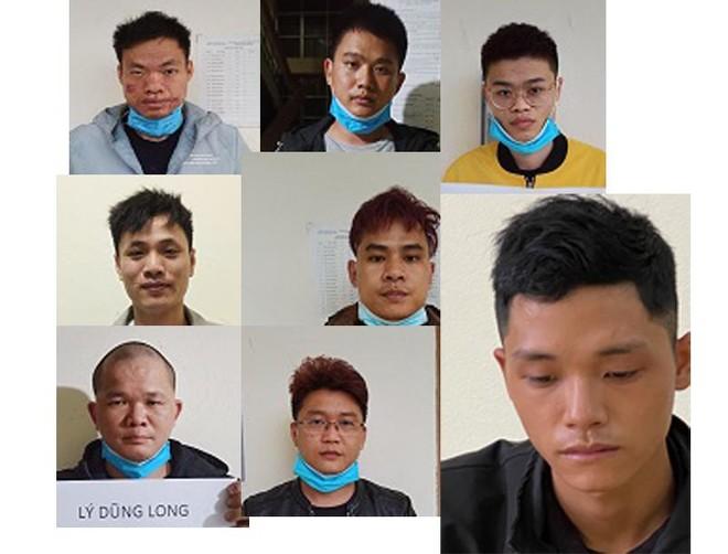 Phát hiện 8 công dân Trung Quốc nhập cảnh trái phép ảnh 1