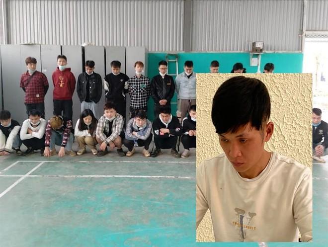 Đưa 22 người Trung Quốc nhập cảnh trái phép vào khu cách ly ảnh 1