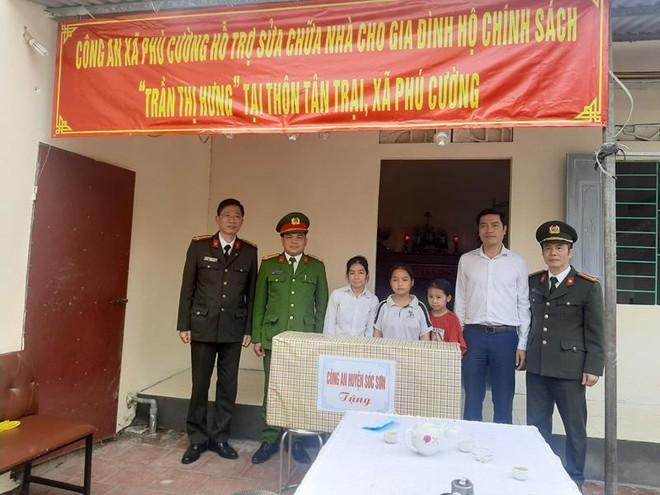 Hỗ trợ sửa chữa, nâng cấp nhà giúp hộ gia đình nghèo ở huyện Sóc Sơn ảnh 1