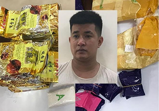 Thuê taxi từ Hà Nội đến biên giới giáp Lào buôn ma túy ảnh 1