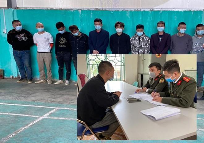 Bắt giữ 11 công dân nước ngoài nhập cảnh trái phép vào Việt Nam ảnh 1