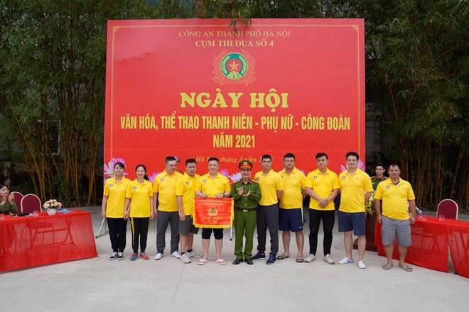 Hơn 200 đoàn viên thanh niên tham gia ngày hội văn hóa ảnh 1