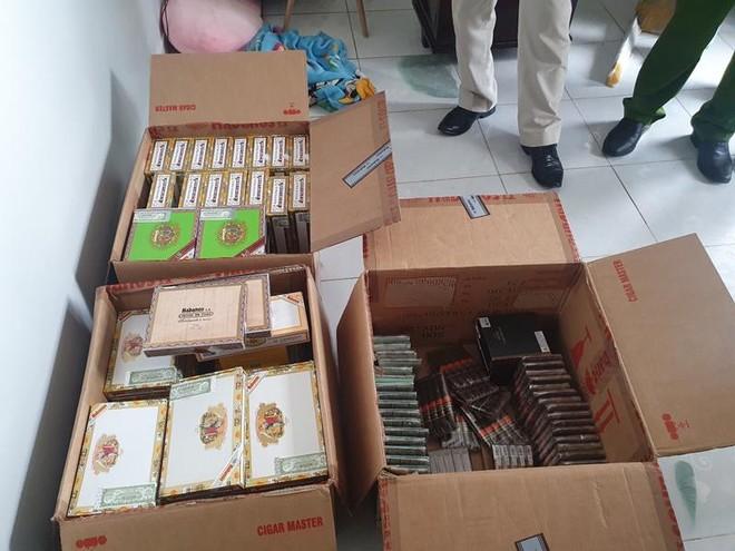 Những 'móc xích' trong đường dây buôn lậu cigar trị giá trên 2 tỷ đồng ảnh 2