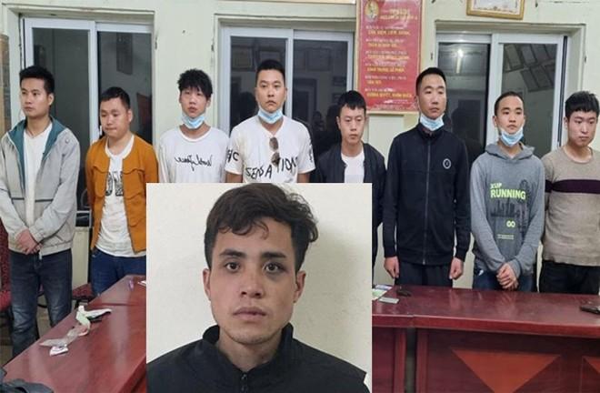 Phát hiện 8 công dân Trung Quốc nhập cảnh trái phép vào Việt Nam ảnh 1