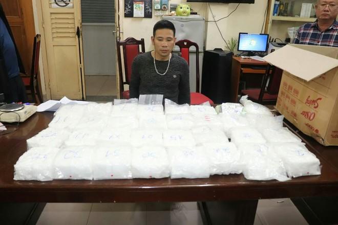Công an Hà Nội đánh sập đường dây ma túy cực 'khủng', nấp trong chung cư cao cấp như thế nào? ảnh 2