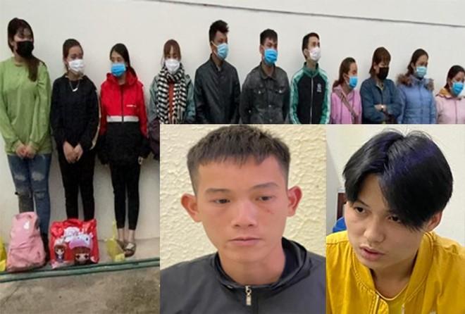 Xử lý 2 đối tượng tổ chức cho nhóm công dân Việt Nam xuất cảnh trái phép ảnh 1