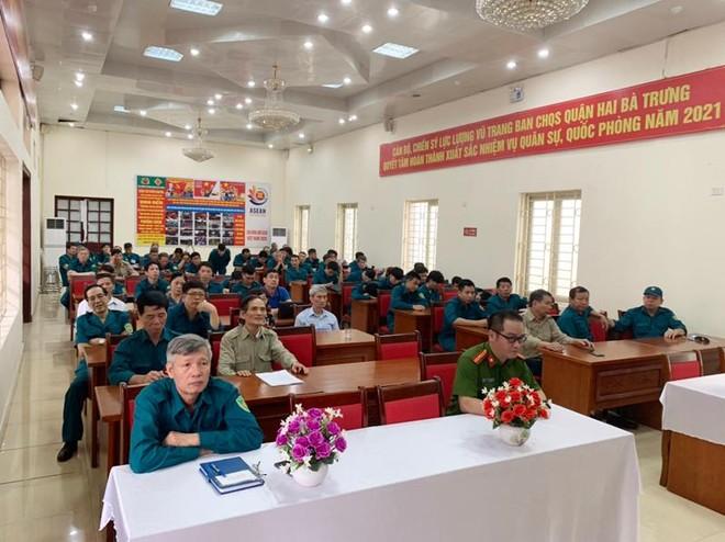180 học viên tập huấn ứng phó, phòng chống sự cố thiên tai ảnh 1