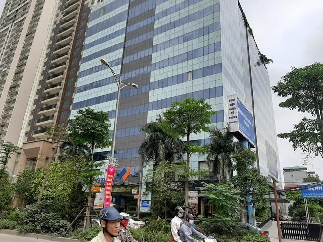 Xử lý nghiêm các vi phạm về an toàn phòng cháy, chữa cháy tại tòa nhà 108 Nguyễn Hoàng ảnh 1