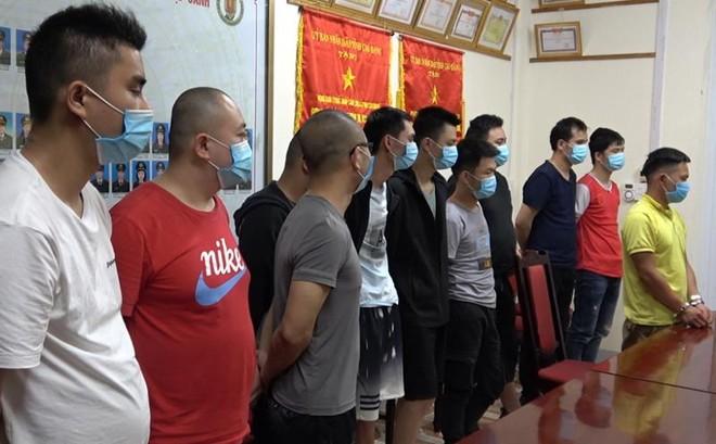 Liên tiếp phát hiện các vụ chở người Trung Quốc nhập cảnh trái phép ảnh 1