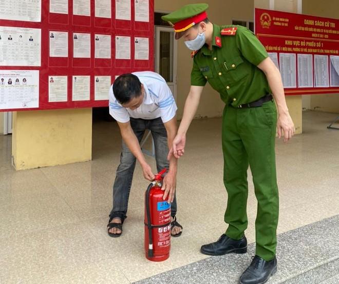 Mở cao điểm tuyên truyền phòng cháy, chữa cháy ảnh 1