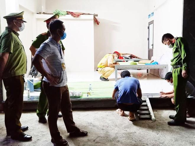 Xử lý 2 người thuê trọ bỏ trốn khỏi khu vực phong tỏa phòng dịch ảnh 1