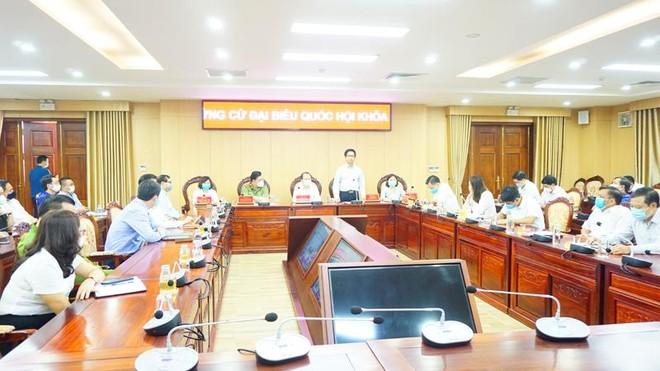 Các ứng cử viên đại biểu Quốc hội đưa ra chương trình hành động có tính khả thi cao ảnh 2