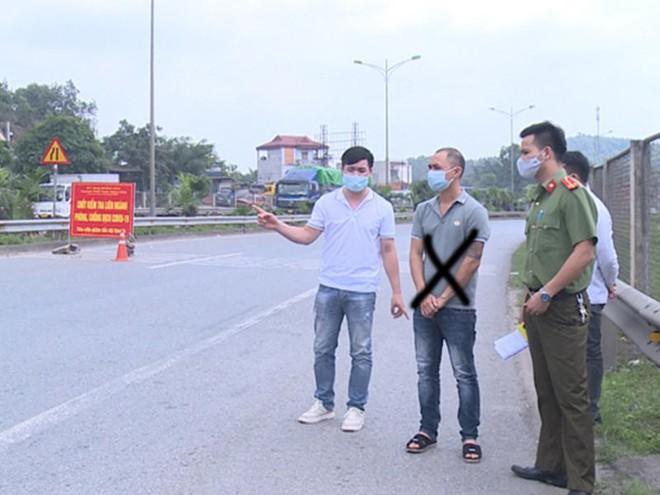 Khởi tố 2 đối tượng tổ chức cho người nước ngoài ở trái phép tại Việt Nam ảnh 1