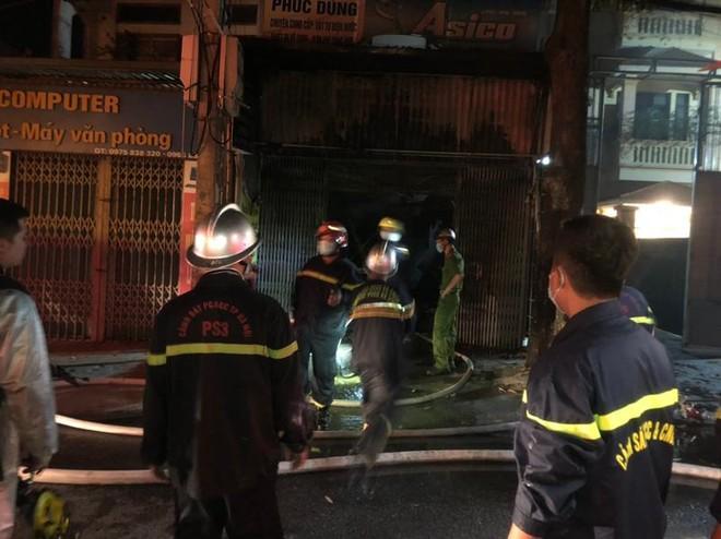 Chuyên gia phòng ngừa cháy, nổ khuyến cáo những nguy cơ chết người ảnh 2