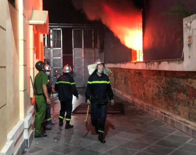 Chuyên gia phòng ngừa cháy, nổ khuyến cáo những nguy cơ chết người ảnh 1