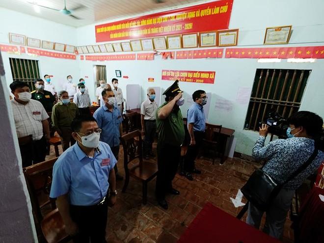Đảm bảo an ninh, tuân thủ đúng quy trình bầu cử tại xã Tráng Việt ảnh 1