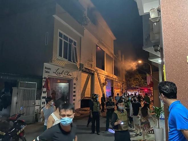 Bộ Công an vào cuộc điều tra vụ cháy làm 6 người tử vong ảnh 1