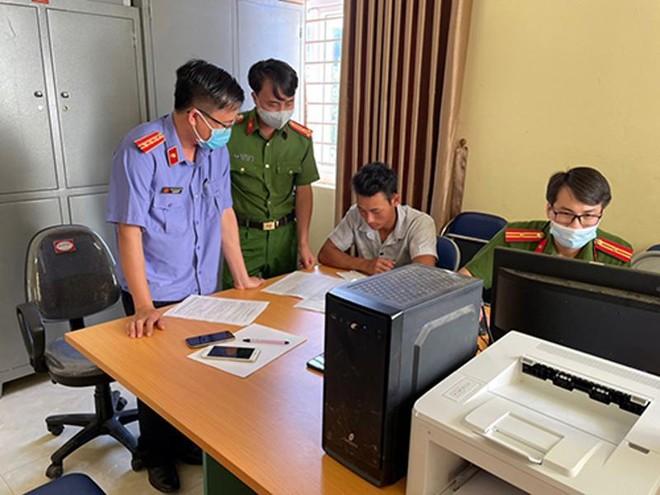 Bắt đối tượng giết người tại Lào Cai ảnh 1